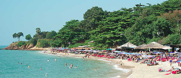 pattaya beaches